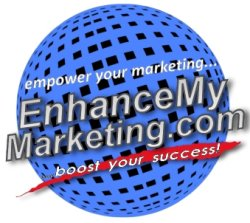 EnhanceMyMarketing.com logo